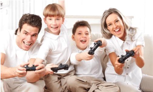 Cách để trẻ chơi game không nghiện