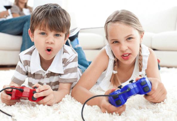lợi ích của việc chơi game đối với trẻ em