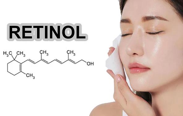Retinol là gì? Công dụng của retinol